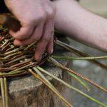 Pricking up - bending stakes